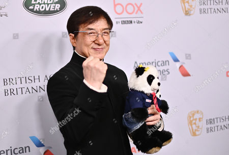 Stock Photo of Jackie Chan