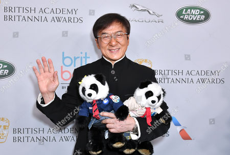 Stock Image of Jackie Chan