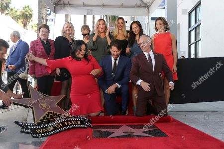 Editorial image of Harry Connick Jr. Honored with a Star on the Hollywood Walk of Fame, Los Angeles, USA - 24 Oct 2019