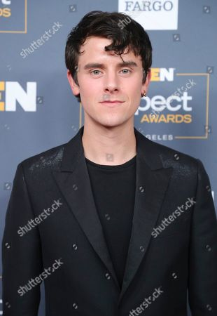 Editorial image of GLSEN Respect Awards, Arrivals, Beverly Wilshire, Los Angeles, USA - 25 Oct 2019