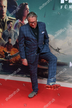 Editorial photo of Midway film premiere in Munich, Germany - 24 Oct 2019