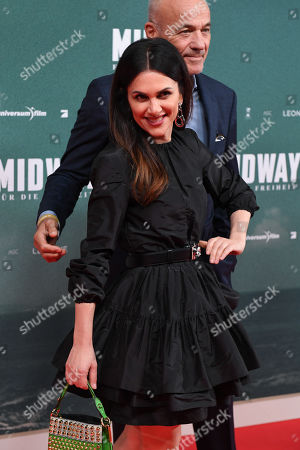 Editorial image of Midway film premiere in Munich, Germany - 24 Oct 2019