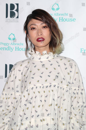 Editorial photo of 30th Annual Friendly House Awards Luncheon, Arrivals, The Beverly Hilton, Los Angeles, USA - 26 Oct 2019