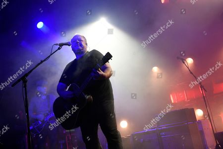 Editorial photo of Pixies in concert in Madrid, Spain - 24 Oct 2019