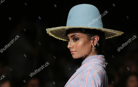 Editorial picture of Stella Jean - Runway - Fashion Pakistan Week, Karachi - 24 Oct 2019