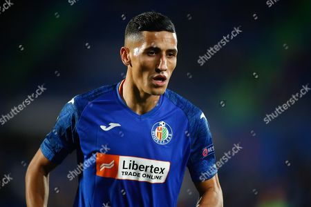 Faycal Fajr of Getafe CF