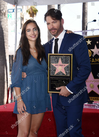 Harry Connick Jr. and daughter Charlotte Connick