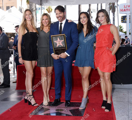 Editorial picture of Harry Connick Jr. honored with a Star on the Hollywood Walk of Fame, Los Angeles, USA - 24 Oct 2019