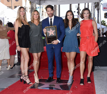 Editorial photo of Harry Connick Jr. honored with a Star on the Hollywood Walk of Fame, Los Angeles, USA - 24 Oct 2019