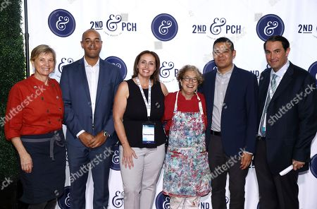 Editorial photo of Grand Opening of 2ND & PCH, 's Premier Culinary and Retail Destination, Long Beach, USA - 24 Oct 2019