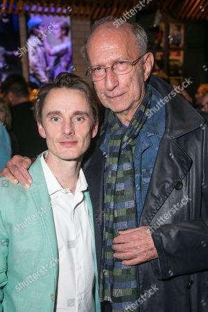 Dickie Beau (Sandro Botticelli) and Martin Sherman