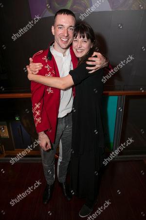 Jordan Tannahill (Author) and Blanche McIntyre (Director)