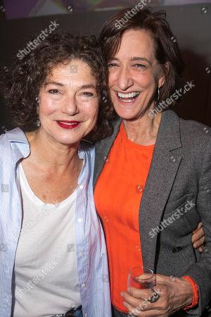 Louise Gold (Madre Maria) and Haydn Gwynne