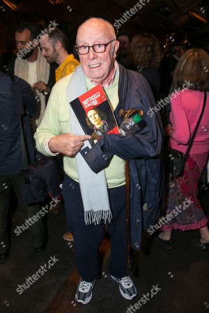 Editorial picture of 'Botticelli in the Fire' party, After Party, London, UK - 24 Oct 2019