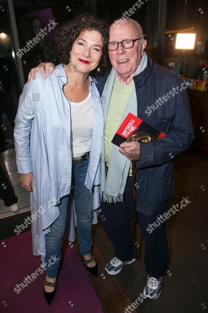 Louise Gold (Madre Maria) and Richard Wilson