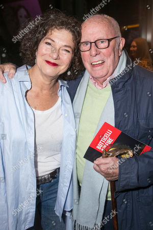 Stock Picture of Louise Gold (Madre Maria) and Richard Wilson