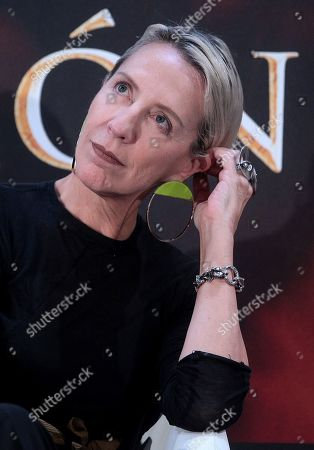 Stock Photo of Michelle Clapton