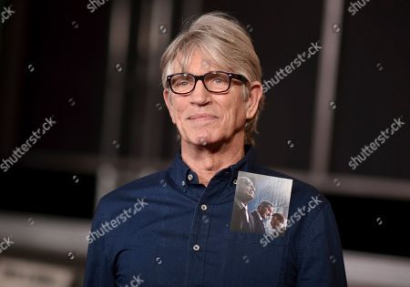 "Eric Roberts arrives at the Los Angeles premiere of ""The Irishman"", at the TCL Chinese Theatre"