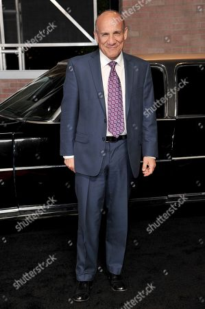 """Paul Ben-Victor arrives at the Los Angeles premiere of """"The Irishman"""", at the TCL Chinese Theatre"""