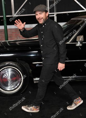 """Charlie Day arrives at the Los Angeles premiere of """"The Irishman"""", at the TCL Chinese Theatre"""