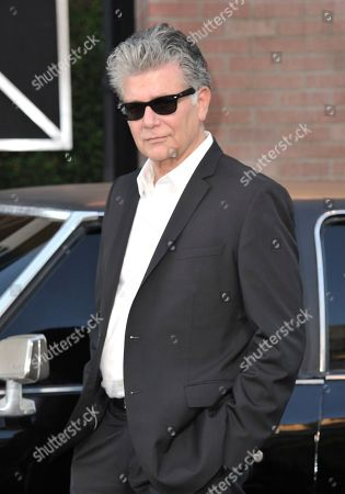 """Steven Zaillian arrives at the Los Angeles premiere of """"The Irishman"""", at the TCL Chinese Theatre"""