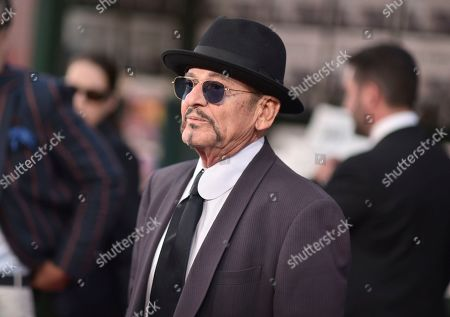 "Joe Pesci arrives at the Los Angeles premiere of ""The Irishman"", at the TCL Chinese Theatre"