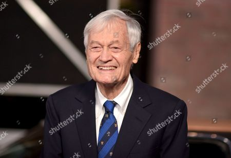 """Stock Picture of Roger Corman arrives at the Los Angeles premiere of """"The Irishman"""", at the TCL Chinese Theatre"""