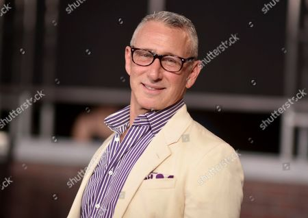 """Adam Shankman arrives at the Los Angeles premiere of """"The Irishman"""", at the TCL Chinese Theatre"""