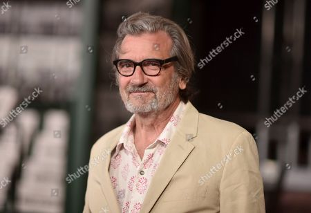 """Griffin Dunne arrives at the Los Angeles premiere of """"The Irishman"""", at the TCL Chinese Theatre"""