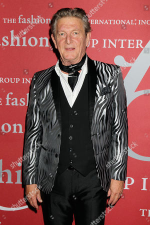 Editorial image of The Fashion Group Intenational Night of stars Gala 'THE COMPOSERS', New York, USA - 24 Oct 2019