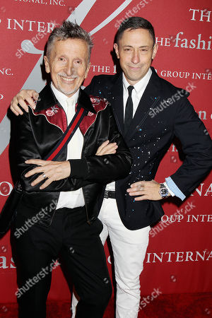 Simon Doonan and Jonathan Adler