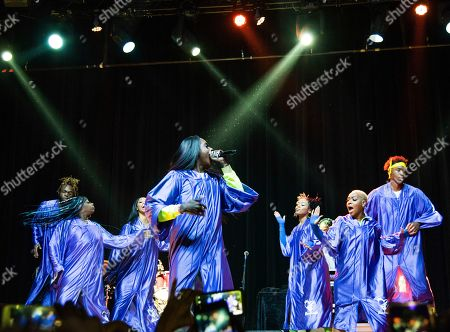 Editorial picture of Big Freedia in Concert - , Atlanta, USA - 24 Oct 2019