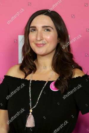 Sarah Ann Masse attends the 2019 Power Women Summit at the Fairmont Miramar hotel, in Santa Monica, Calif
