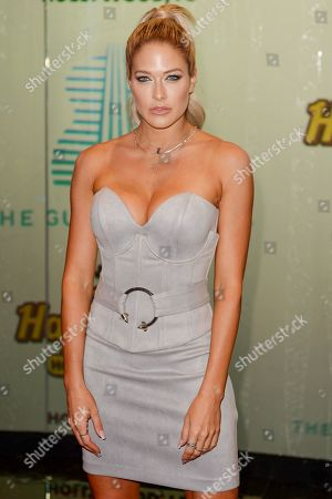 Editorial picture of Guitar Hotel grand opening, Arrivals, Seminole Hard Rock Hotel and Casino, Hollywood, Florida, USA - 24 Oct 2019