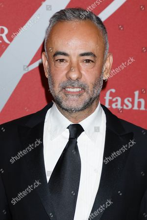 Stock Picture of Francisco Costa