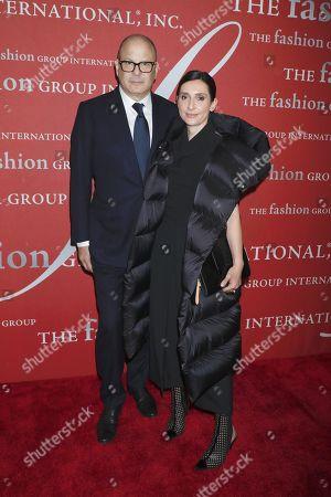 Reed Krakoff and Delphine Krakoff