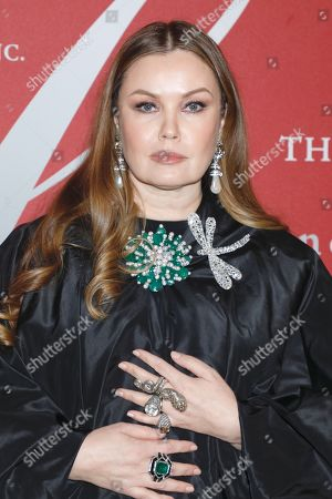 Stock Picture of Tatiana Sorokko