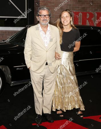 Griffin Dunne and guest