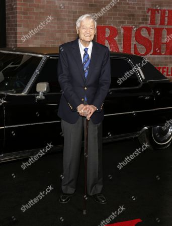 Editorial photo of 'The Irishman' film premiere, Arrivals, TCL Chinese Theatre, Los Angeles, USA - 24 Oct 2019