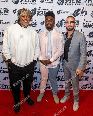 Editorial picture of 'The Obituary of Tunde Johnson' film premiere, Austin Film Festival, Texas, USA - 24 Oct 2019