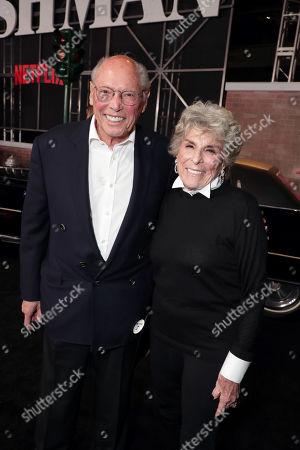 Irwin Winkler, Producer, Margo Winkler