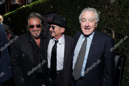 Editorial photo of Netflix THE IRISHMAN Los Angeles premiere at TCL Chinese Theatre, Los Angeles, CA, USA - 24 October 2019