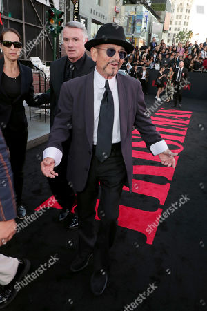 Editorial image of Netflix THE IRISHMAN Los Angeles premiere at TCL Chinese Theatre, Los Angeles, CA, USA - 24 October 2019
