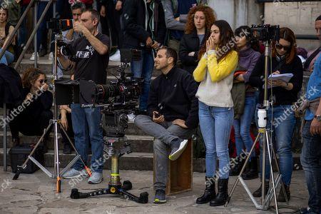 Stock Image of Andrea De Sica Director