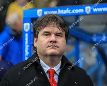 26th October 2019, John Smith's Stadium, Huddersfield, England; Sky Bet Championship, Huddersfield Town v Barnsley : Paul Conway Barnsley FC Chairman 