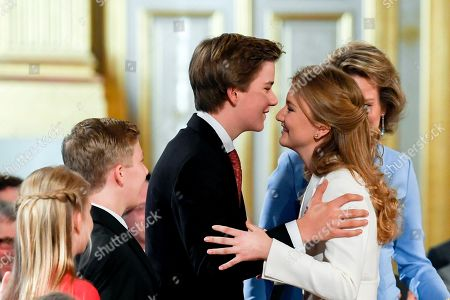 Princess Elisabeth, Prince Gabriel