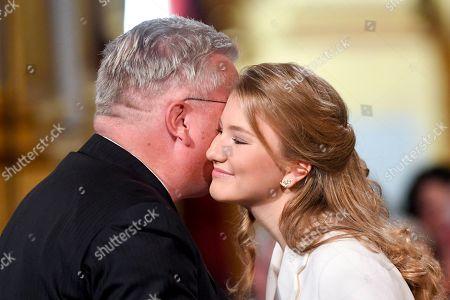 Princess Elisabeth, Prince Laurent