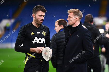 Editorial photo of Chelsea v Manchester United, EFL Carabao Cup, Fourth Round, Football, Stamford Bridge, UK - 30 Oct 2019