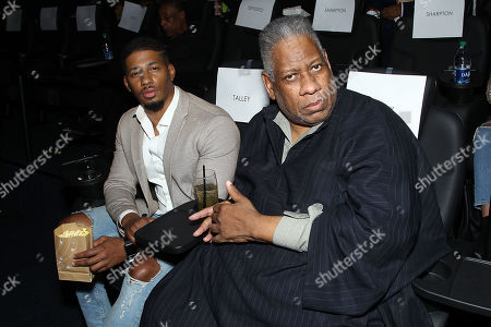 Stock Picture of Andre Leon Talley