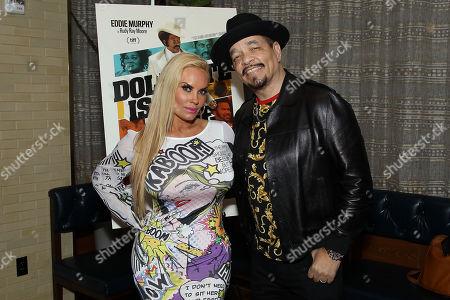 Nicole Coco Austin, Ice-T